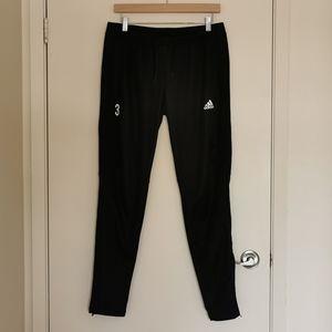 Adidas 3 Stripe Tiro Track Pants